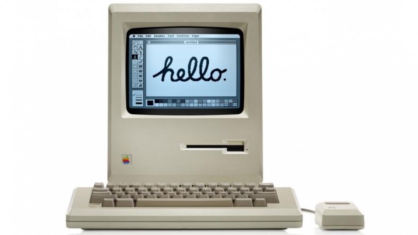 В интернете появился эмулятор программ для первого Macintosh