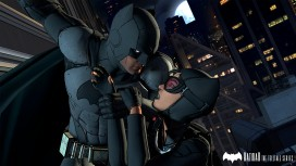 Авторы Batman: A Telltale Games Series показали первые кадры из игры