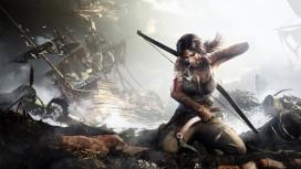 Алисия Викандер вживается в образ на фото со съемок Tomb Raider
