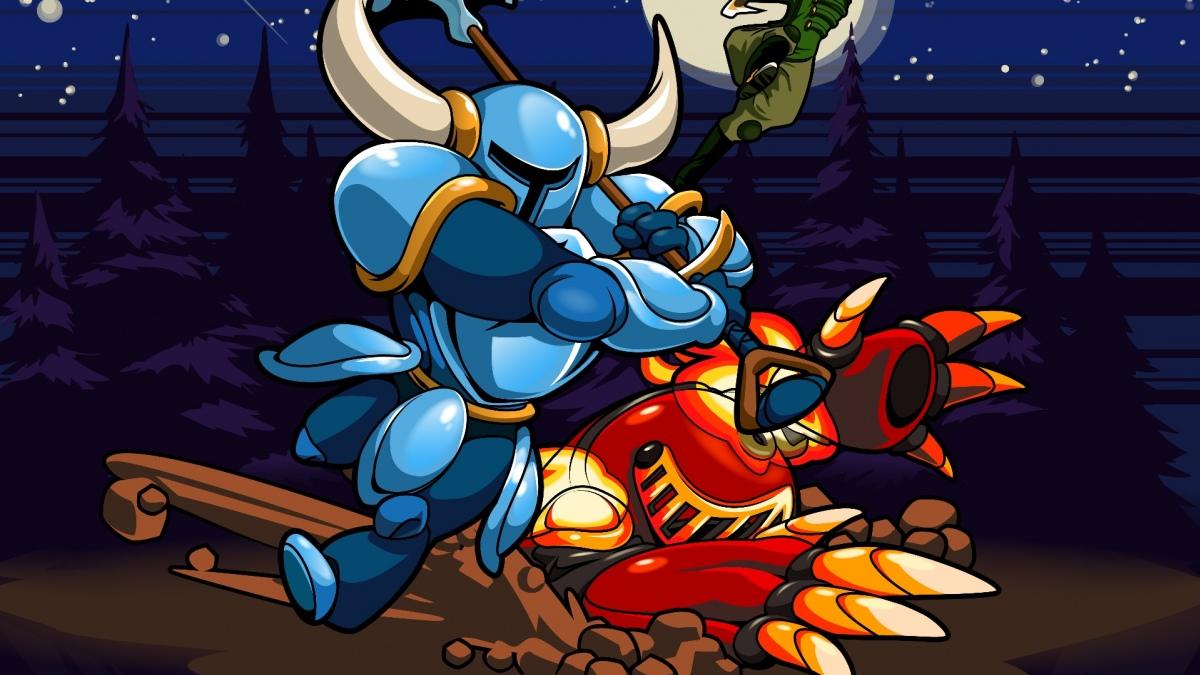 Релиз коробочной версии Shovel Knight отложили до конца октября
