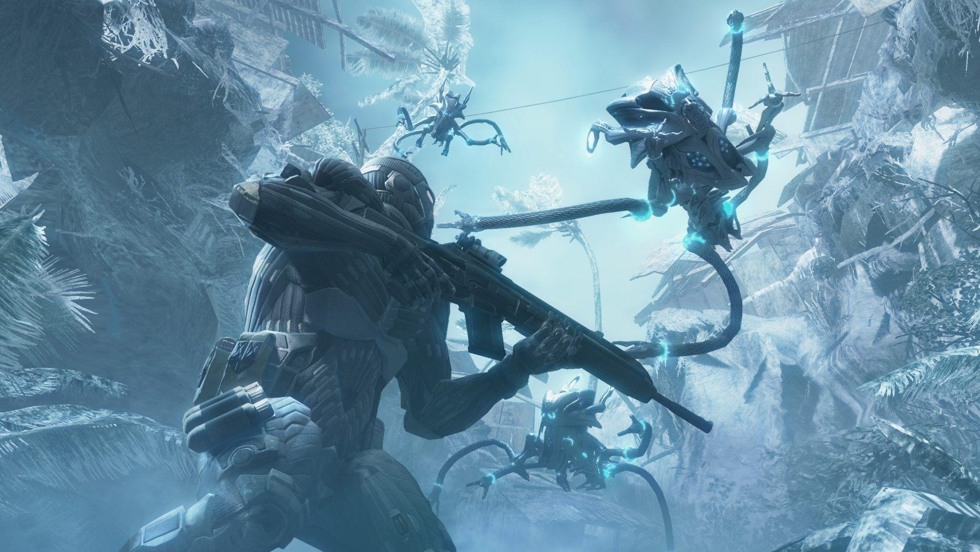 Уровни-песочницы Uncharted 4: A Thief's End были вдохновлены первой Crysis