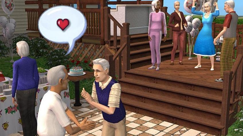 The Sims 2 побеждает