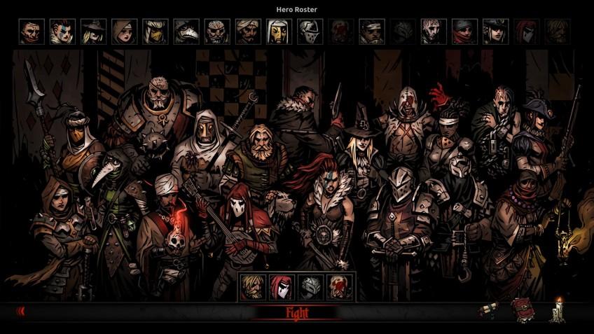 Дополнение The Butcher's Circus для Darkest Dungeon будет бесплатным