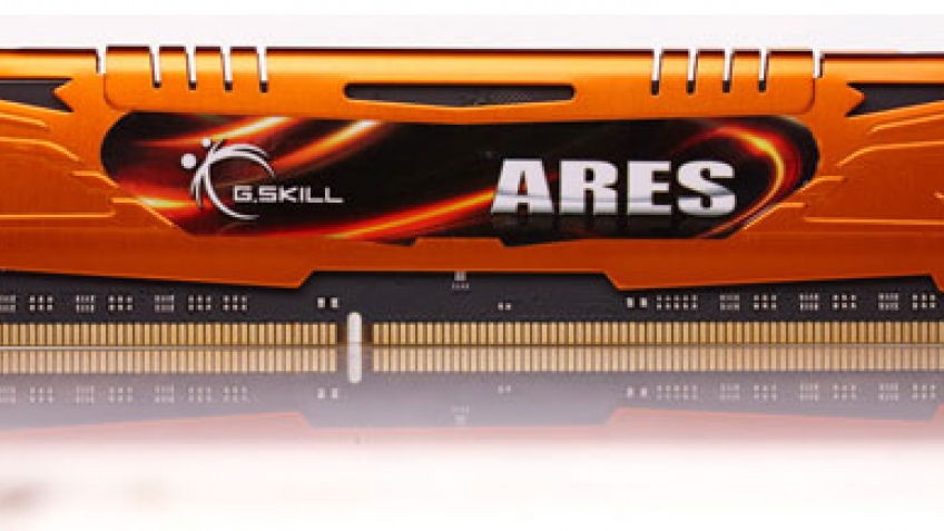 G.Skill представила быструю память с компактными радиаторами
