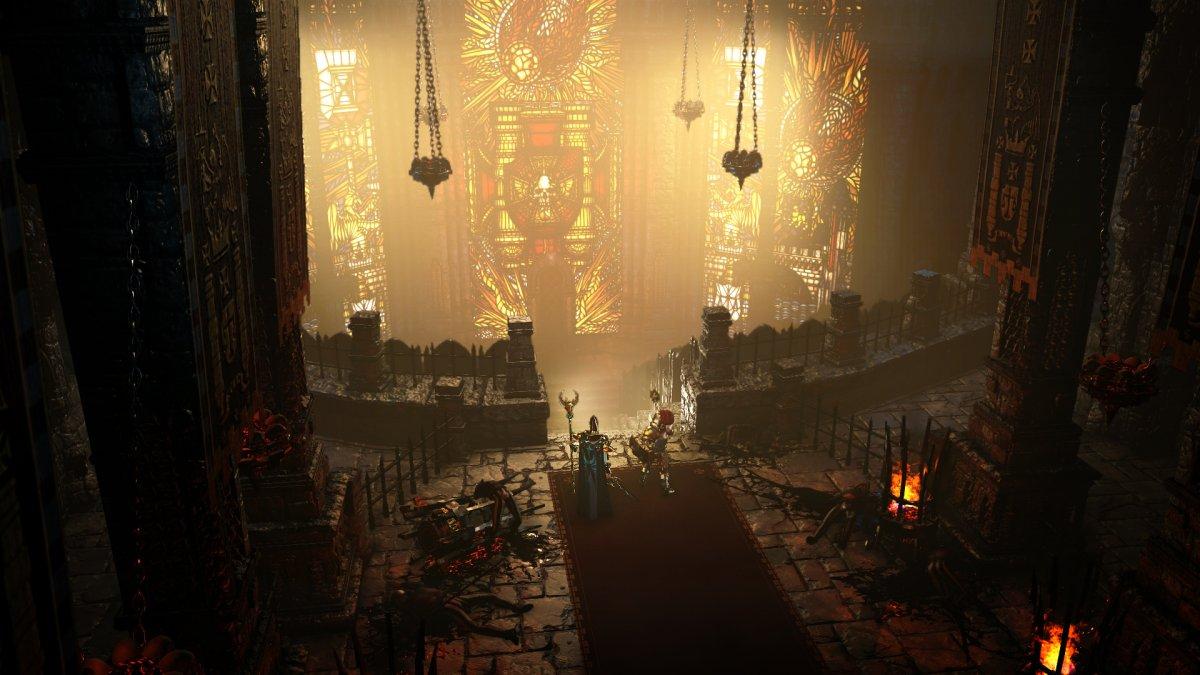 К Warhammer: Chaosbane выпустили обновление Tower of Chaos