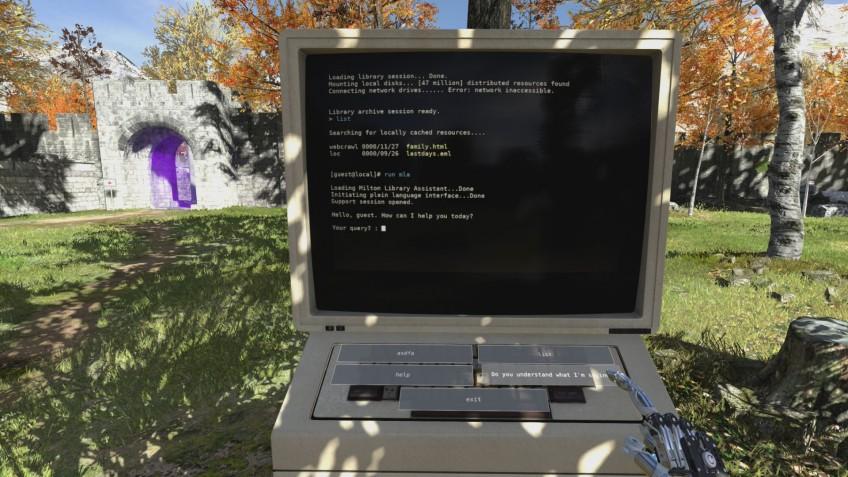 Представлена операционная система для компьютеров постапокалипсиса