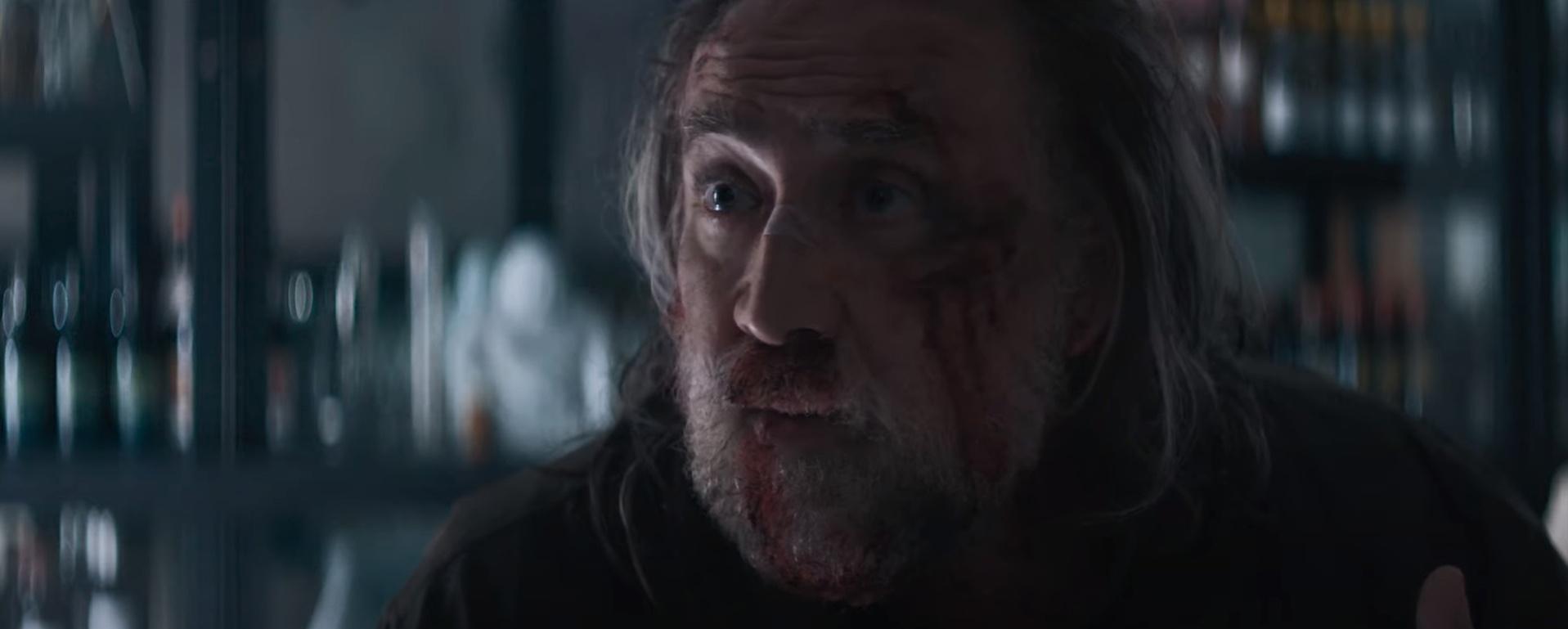 Николас Кейдж отчаянно ищет пропавшее животное в трейлере фильма «Свинья»