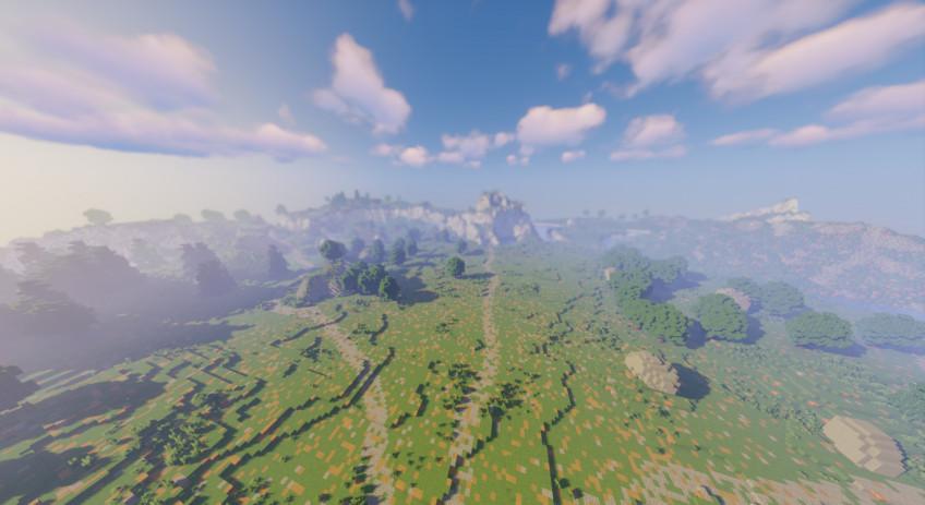 Полную карту The Legend of Zelda: Breath of the Wild воссоздали в Minecraft2