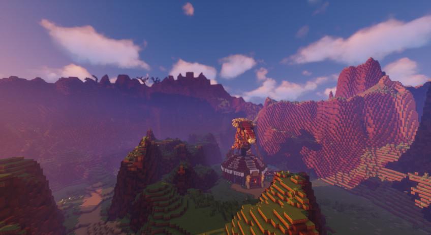 Полную карту The Legend of Zelda: Breath of the Wild воссоздали в Minecraft4