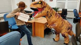 Dinosaur Fossil Hunter «прошла» Kickstarter