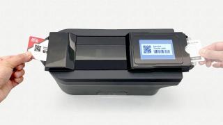 E Ink показала принтер для электронной бумаги