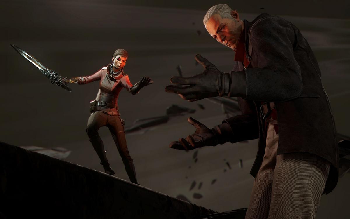 Bethesda предлагает убить бога в новом трейлере Dishonored: Death of the Outsider