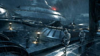 Серверы Battlefront II не выдержали наплыва игроков после бесплатной раздачи в EGS