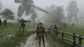 15 минут геймплея Iron Harvest: бой между Полянией и Саксонией