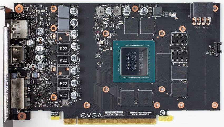 Некоторые видеокарты GeForce RTX 2060 KO получат чип от GeForce RTX 2080