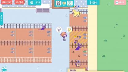 Игра о собачьем приюте To The Rescue «прошла» Kickstarter за два дня