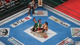 Гоити Суда наконец доделает сюжетное DLC для Fire Pro Wrestling World