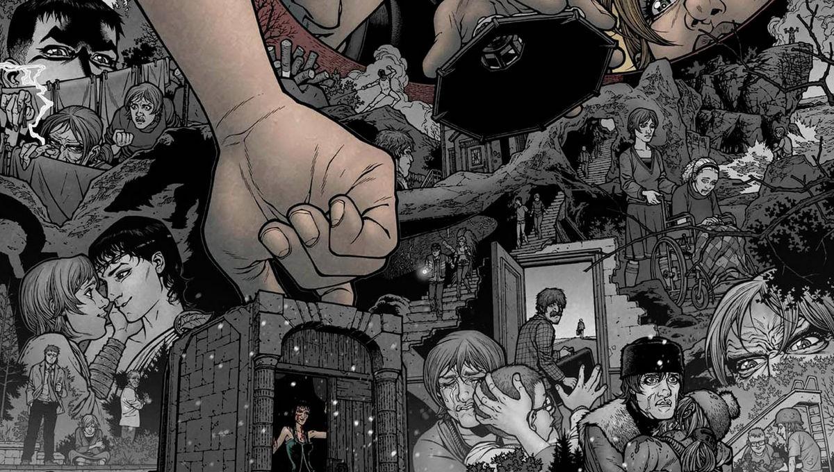 У сериала «Ключи Локков» по комиксам Джо Хилла появилась дата премьеры