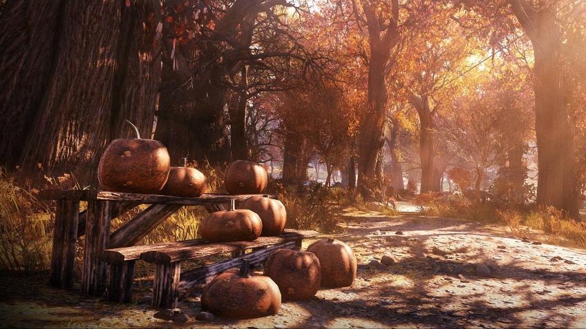 Bethesda поделилась новыми скриншотами обновления Wastelanders для Fallout76