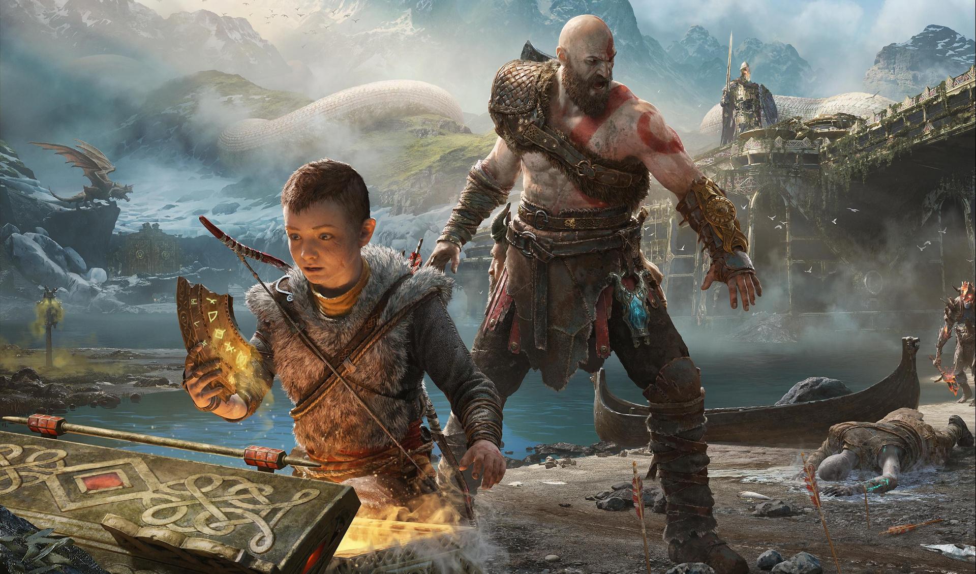Комикс по God of War про события после триквела начнёт выходить 10 марта