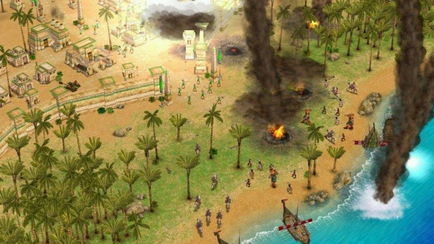 Age of Mythology Demo