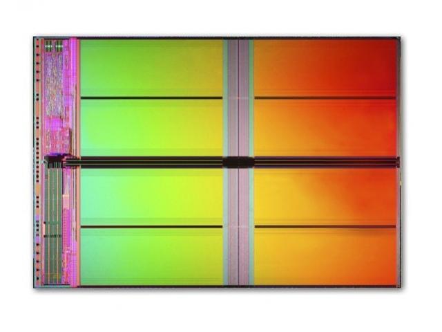 Intel и Micron начали производства памяти