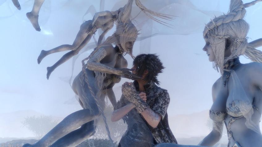 NVIDIA показала новый ролик Final Fantasy15 Windows Edition в разрешении 4К