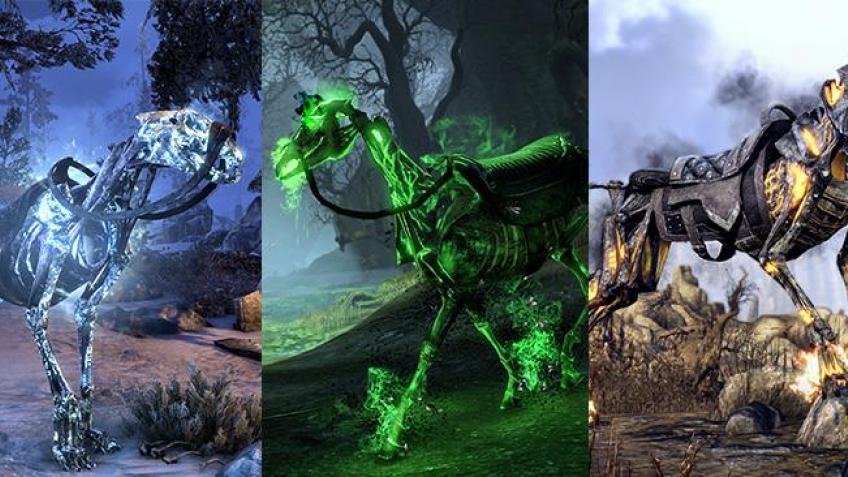 Игроки в The Elder Scrolls Online получат бесплатные ящики
