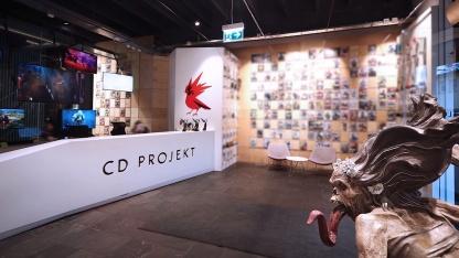 Группа CD Projekt практически не зарабатывает у себя дома