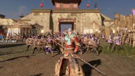 Осада замка и море экшена в свежем геймплее Dynasty Warriors 9: Empires на PS5