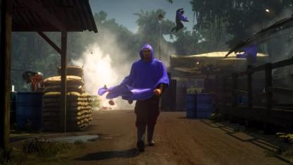 Агент 47 швыряется молотками в новом трейлере Hitman 2