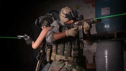 Утекла масса свежих деталей о королевской битве Call of Duty: Modern Warfare