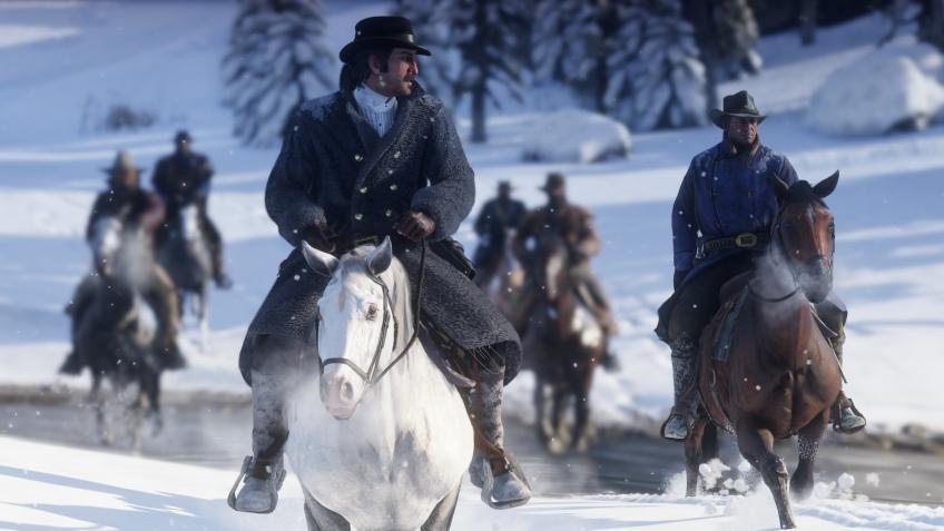 Rockstar вновь награждает игроков Red Dead Online и вводит микротранзакции