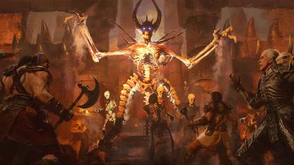 На релизе в ремейке Diablo II не будет полноценной поддержки ультрашироких мониторов