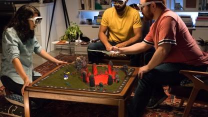 AR-очки Tilt Five сделают настольные игры интерактивными и трёхмерными