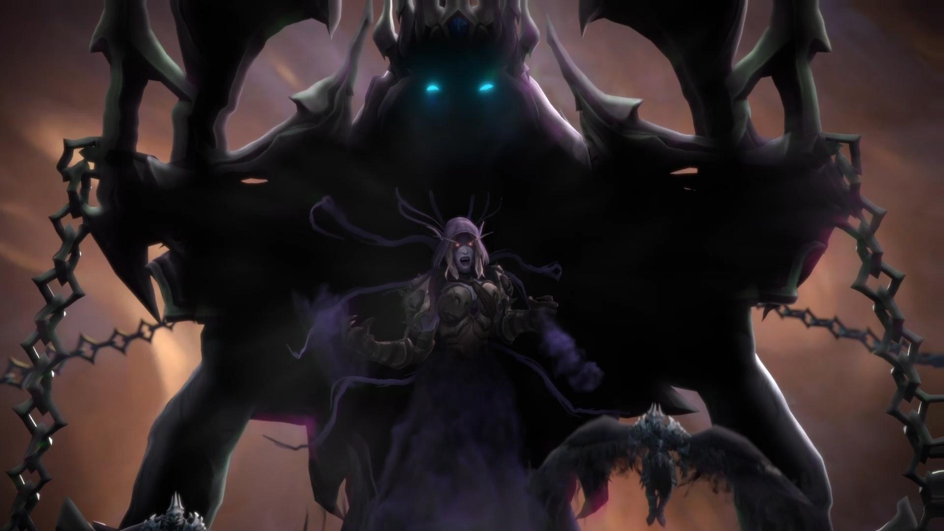 Меч Саргераса сыграет свою роль в сюжете Shadowlands