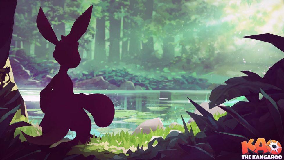 Авторы Kao the Kangaroo показали реальный игровой процесс
