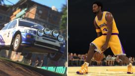 DIRT5 и NBA 2K21 стали временно бесплатными в Steam