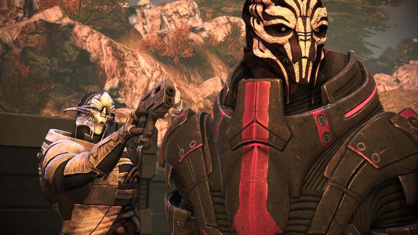 На агрегаторах у Mass Effect Legendary Edition от86 до91 балла