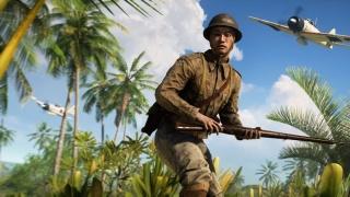 В Battlefield V начинается «Битва на Тихом океане» между США и Японией