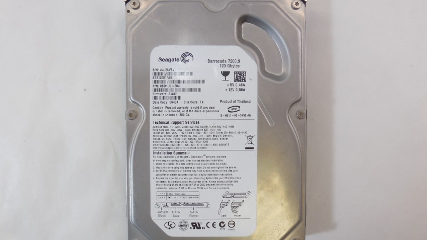Seagate обещает жёсткие диски на 50 ТБ к 2025 году