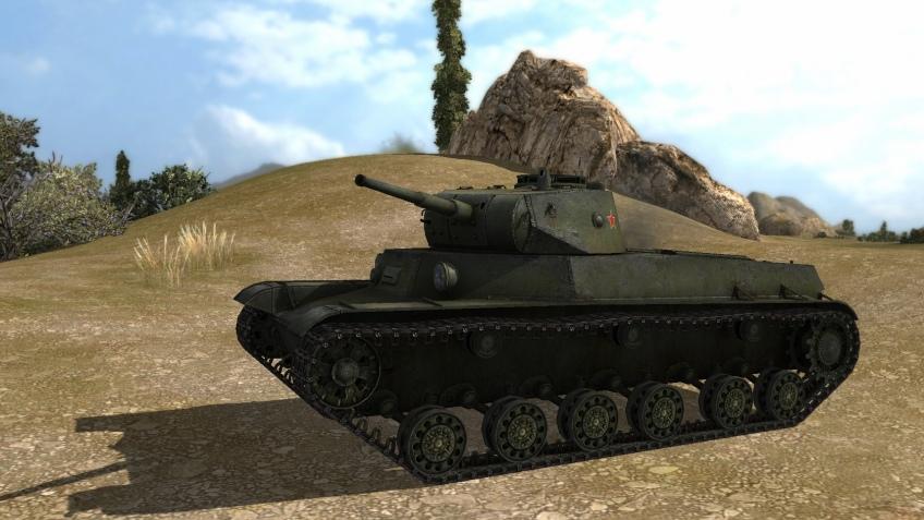 Интервью с геймдизайнером World of Tanks