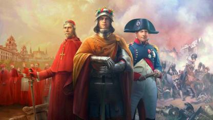 Стратегии Paradox оказались более популярны, чем Civilization и Total War