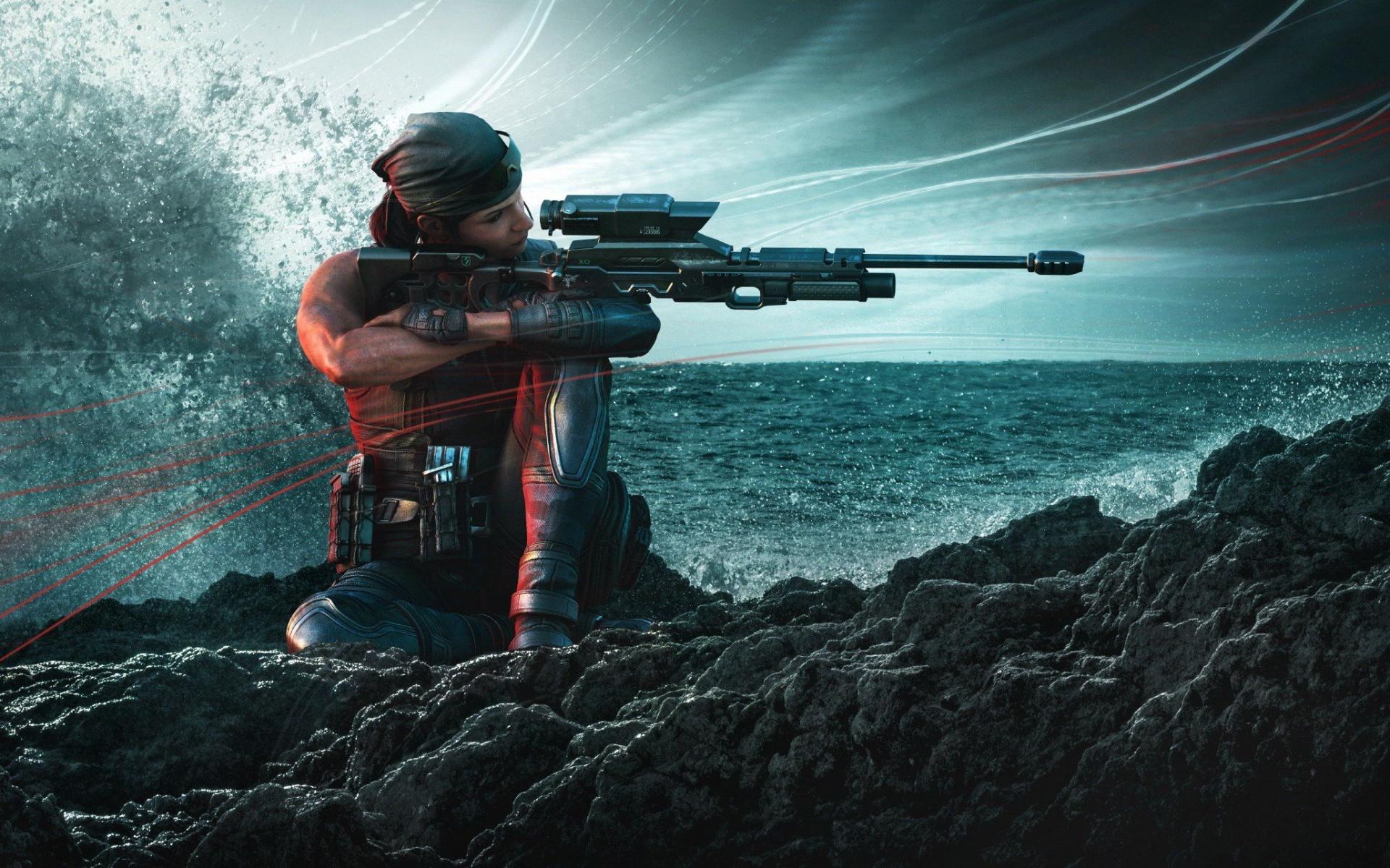 Rainbow Six Siege опять обновила свой рекорд в Steam