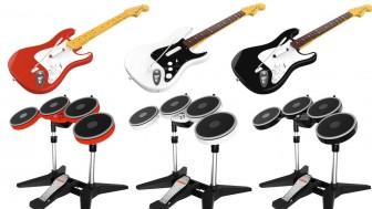 Mad Catz, производитель инструментов для Rock Band4, увольняет треть сотрудников