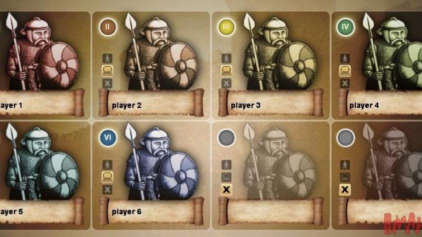 Conquest! – пошаговое завоевание