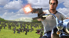 Devolver Digital купила авторов Serious Sam и The Talos Principle из Croteam