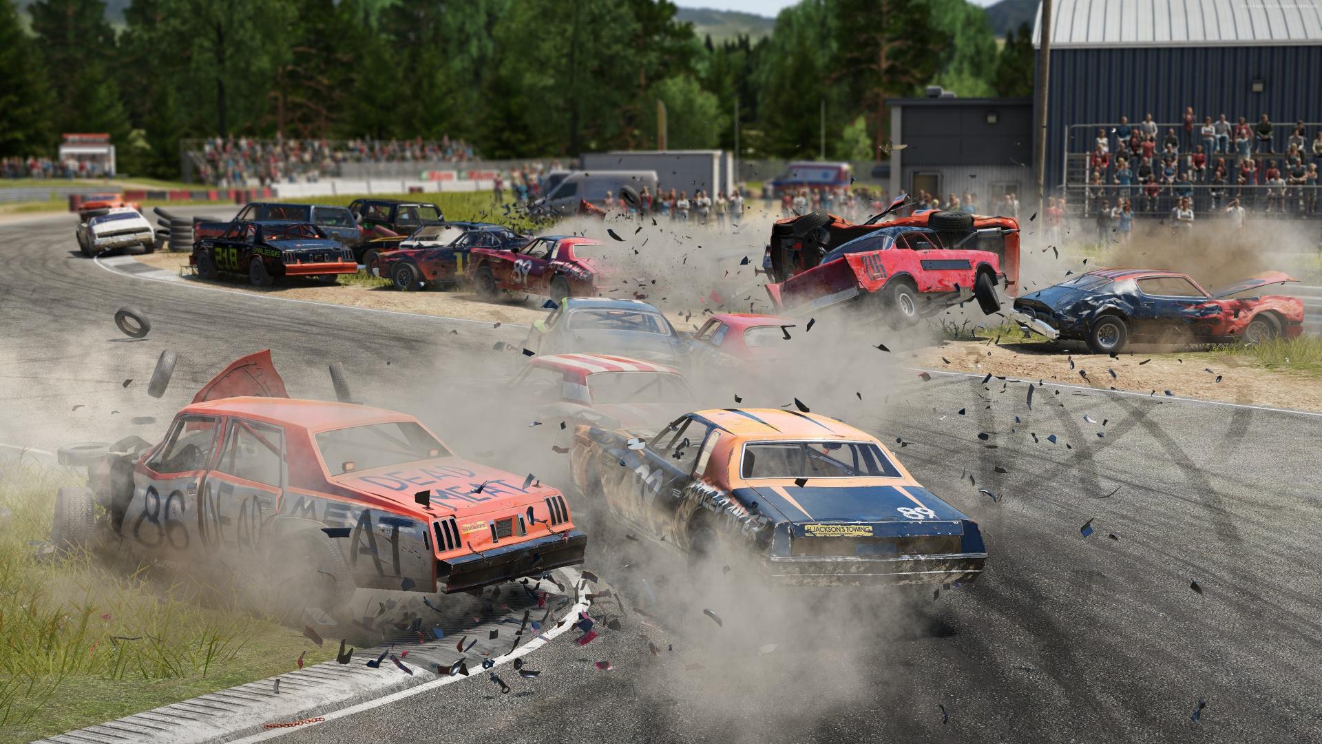 DIRT5, Wreckfest, Code Vein и другие новинки Xbox Game Pass на февраль