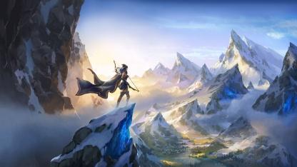 Открытое тестирование ККИ по League of Legends начнётся24 января