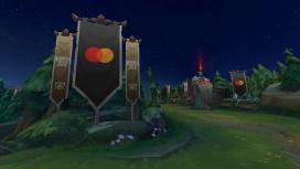 Во время официальных матчей по League of Legends на арене появятся баннеры с рекламой